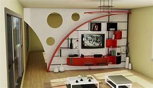 meuble au design italien pour un sejour chic design feria With meuble pour petit appartement