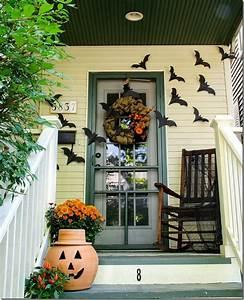 25 Best Ideas About Halloween Porch On Pinterest