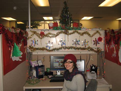 cubicle christmas decorating ideas wwwindiepediaorg