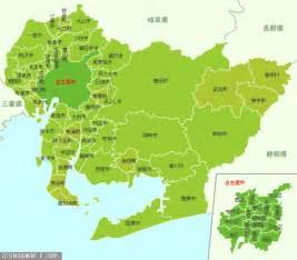 愛知県:画像 : 1300年前の愛知県は、ほぼ水浸し(古地図) - NAVER まとめ