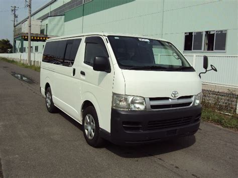 Toyota Hiace Usa by Toyota Hiace 2005 Used For Sale