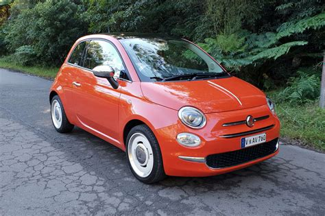 Fiat 500 Orange by Fiat 500 2018 Review Carsguide