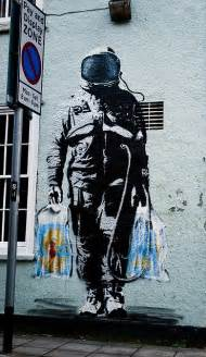 Banksy Street Art Graffiti