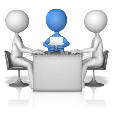 Conversation Roundtable Template by Discussion Mediator 3d Figures Great Clipart For