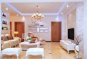 3D TV wall house interior design Download 3D House