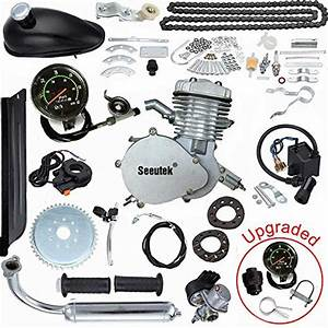 Seeutek Pk80 80cc Bicycle Engine Kit 2