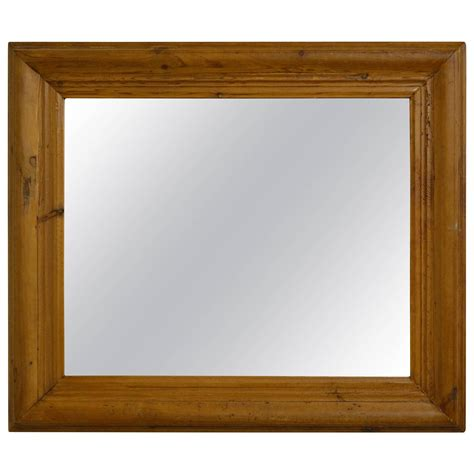 pine mirror frame for sale at 1stdibs