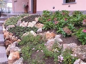 Hang Bepflanzen Bodendecker : steingarten hang st tzmauer bodendecker bepflanzen erde ~ Lizthompson.info Haus und Dekorationen