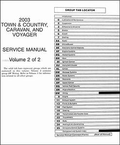 2006 Chrysler Town And Country Interior Dimensions