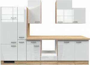Küchenzeile 310 Cm : k chenzeile ohne e ger te florenz breite 310 cm otto ~ Indierocktalk.com Haus und Dekorationen