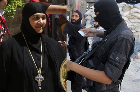 syria  nuns abducted  islamist rebels  christian