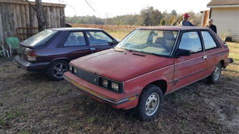 1984 Amc / Renault Encore S Hatchback 1.4l 4 Speed Manual