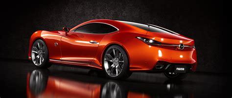 Mazda Sport Car, Automotive Design