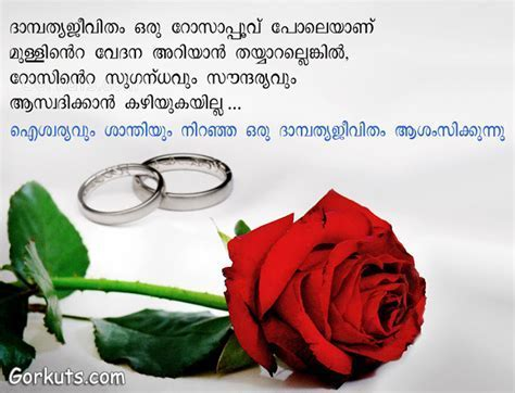 info wedding anniversary  wedding anniversary wishes  wife  malayalam