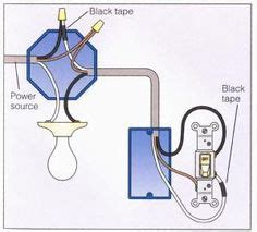 Way Switch With Lights Wiring Diagram Electrical