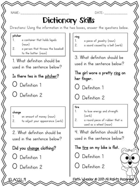 25 best ideas about context clues activity on