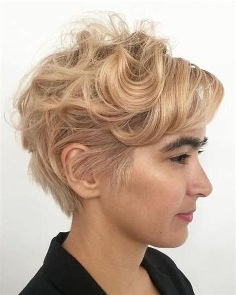 Pixie Curly Hairstyles by Curly Pixie Haircuts For 2018 Pixie Hairstyle