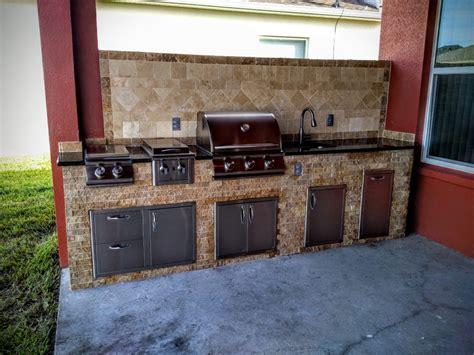 backsplash kitchen tile creative outdoor kitchens backsplash creative outdoor
