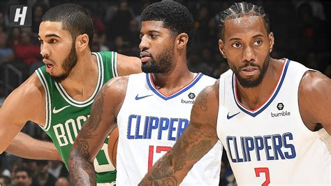 Clippers Vs Celtics