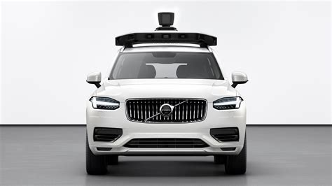 Volvo Cars And Uber Present First Autonomous Drive-ready