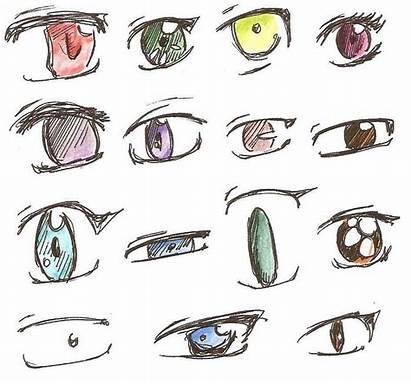 Manga Disegnare Anime Occhi Immagini Imparare Fumetti