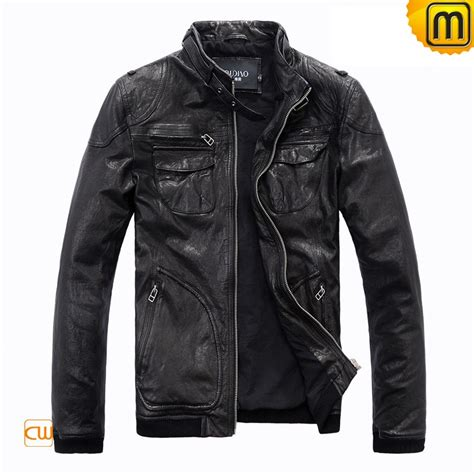 motorcycle jackets for men mens motorcycle black leather jacket with white stripes