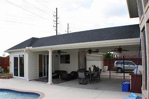 Patio Cover Plus Exercise Room