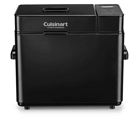 Read our experts reviews and in depth analysis on some of the best cuisinart bread machines available on the market. Cuisinart Automatic Bread Maker CBK-100BK ONLY $64.99 (Reg $125)
