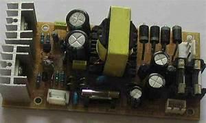 Ei33 2x24 Volt 150 Watt Osc Smps Circuit