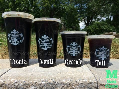 Sometimes, starbucks sizing seems like a company secret, ranking up there with how to get free refills and how much employees really get paid. Starbucks HACK: Save 57% on Every Iced Coffee Order | Mama Cheaps