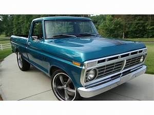 1973 To 1975 Ford F100 For Sale On Classiccars Com