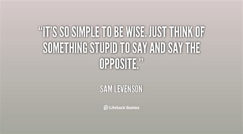 sam levenson quotes quotesgram
