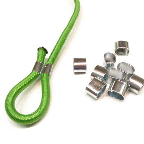 metal tool box flat ferrule for shock cord and 100 pcs stn distriweb