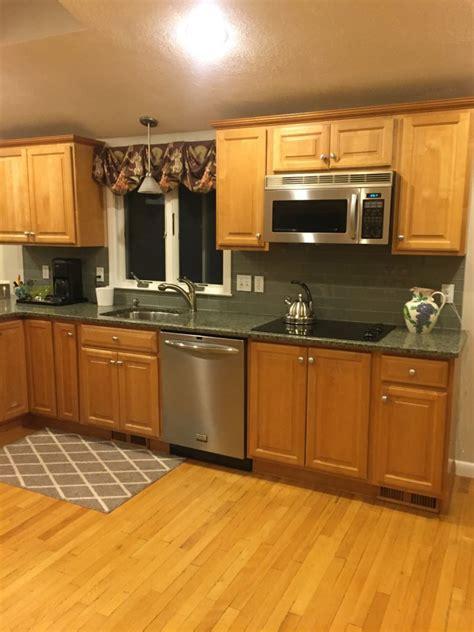 ideas   update oak wood cabinets maple kitchen