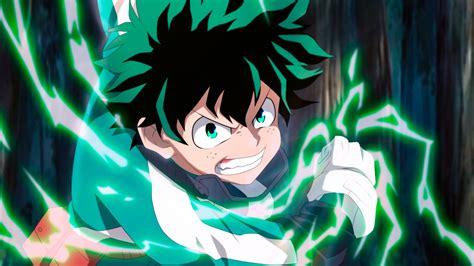 Download 1920x1080 Wallpaper Izuku Midoriya Angry Anime