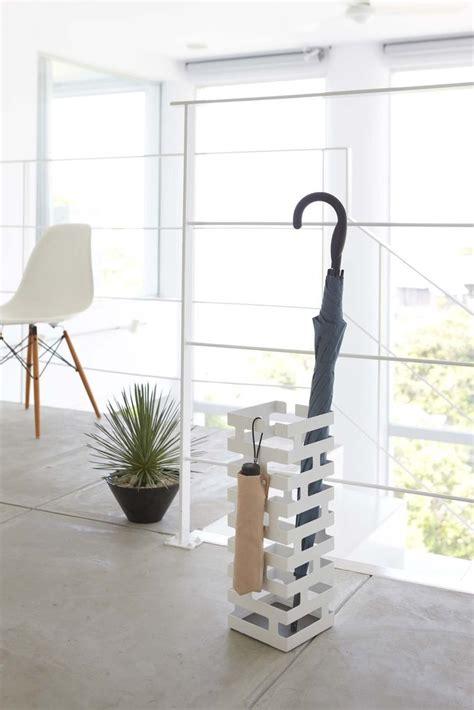brick umbrella stand design  yamazaki burke decor