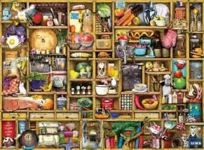 Colin Thompson: Kurioses Küchenregal