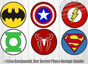 Popular items for super hero logo on Etsy | Iconic Logos ...