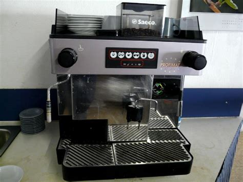 Used vending machines available to buy with confidence. Used Saeco Profimat Deluxe Automatic coffee machine for ...