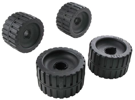 Boat Trailer Parts Rollers by Ce Smith Ribbed Wobble Rollers For Boat Trailers Rubber