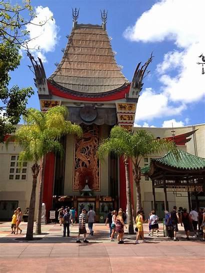 Hollywood Theater Chinese Studios Disney Ride Tony