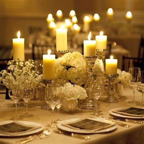 wedding table candle centerpieces ideas wedding decoration ideas wedding decorations centerpiece