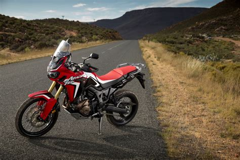 New 2016 Honda Africa Twin Motorcycle Pictures / Photo