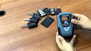 Programmation Cle Voiture Peugeot : testeur cles electronique automobile youtube ~ Medecine-chirurgie-esthetiques.com Avis de Voitures