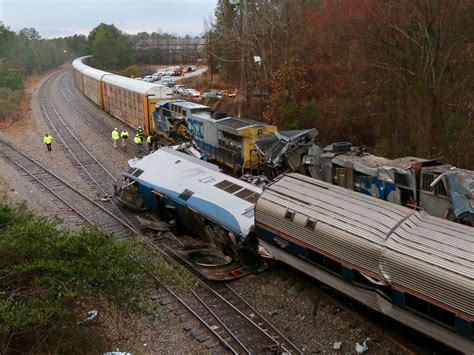 Amtrak Train On Wrong Track In Deadly Crash; It Says