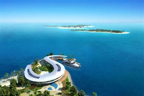chapman island paradise resort