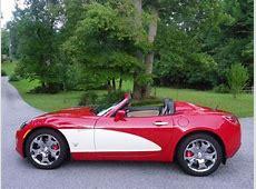 Sell used 2007 SATURN SKY RED LINE CONVERTIBLE 2DOOR 20L