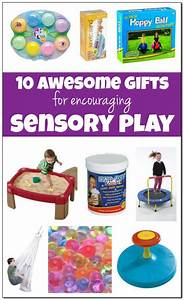 Best gifts for encouraging sensory play