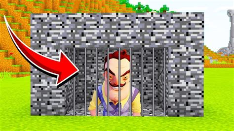 minecraft we trapped hello neighbor ps3 xbox360 ps4