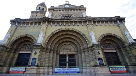 visit manila cathedral  manila expedia